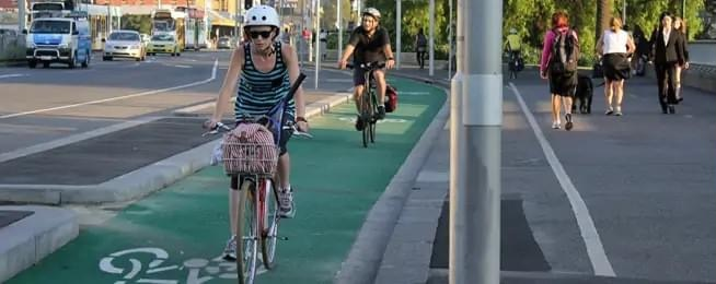 Is COVID-19 going to be the catalyst for safer cycling infrastructure in cities?