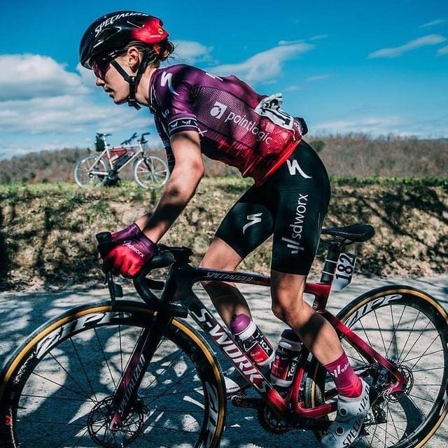 Niamh Fisher-Black wins the 2021 Vuelta a Burgos Feminas